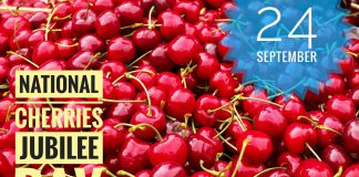 National Cherries Jubilee Day | Today's Affairs
