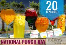 Nationa Punch Day-20September